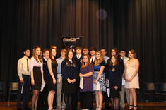 WCHS New Inductees 2011